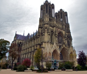 Reims Cathedral-1