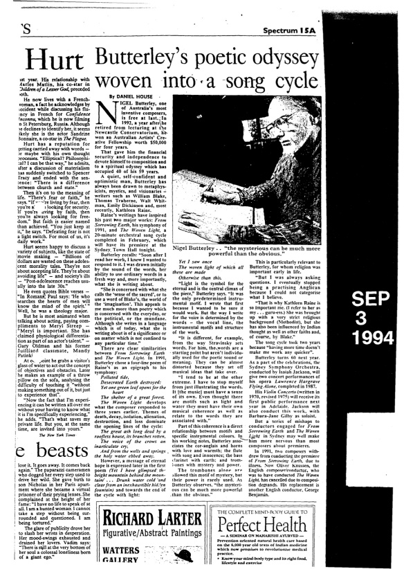 Butterley-Woven Light-SMH-3Sept94