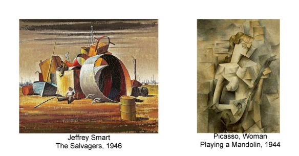 Salvagers and Picasso