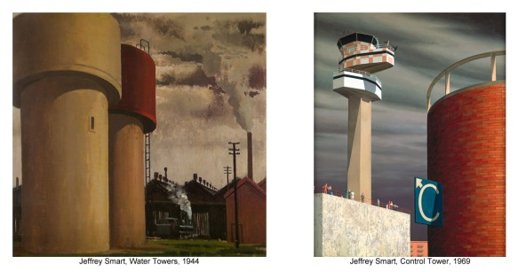 Smart-Water Towers Control Tower