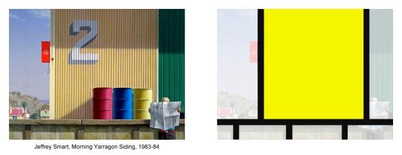 Smart-Yarragon and Mondrian Mock-up