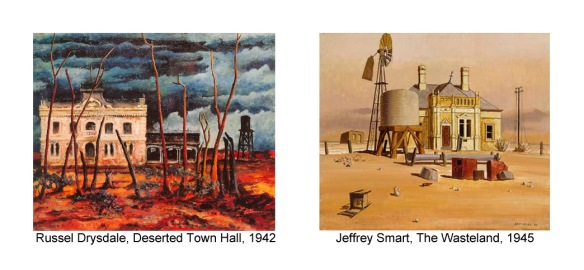 Town Hall-Waste Land